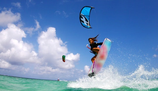 Kiteboarding Lessons At Lake Macquarie And Newcastle