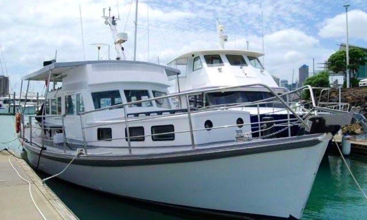 46' MV Enterprise II Fishing Boat in Auckland