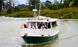 45' MV Kawau Isle Cruises In Auckland