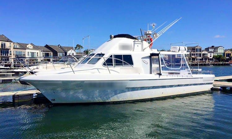 "Enjoy 37' ""Imagine That"" Head Boat Fishing Charters in Carrum, Victoria"