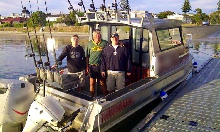 Fishing & Diving Charters in Mangawhai