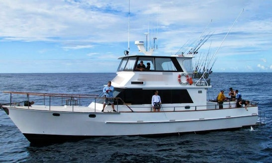 Fishing Trips Onboard The Magnificent