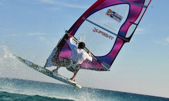 Enjoy Windsurfing Courses And Rentals In Red Sea Governorate, Egypt