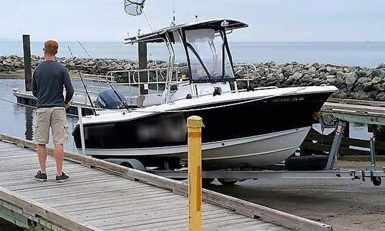 21 foot Sea Hunt Rental In Virginia Beach, VA