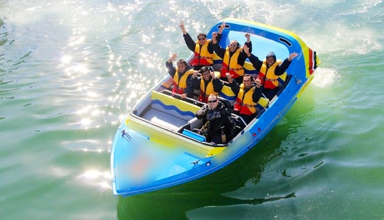 Experience An Awesome Ride With Australia's Number 1 Jet Boat!