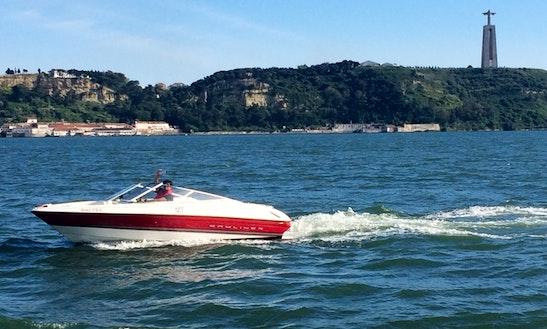 Motor Boat - Bowrider Rental In Lisboa
