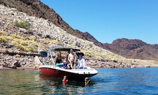 Wakeboarding Wakesurfing On Lake Mead Havasu Powell
