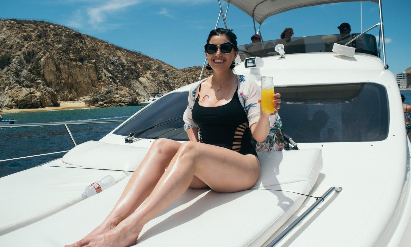 All-Inclusive Italian Yacht in Cabo San Lucas