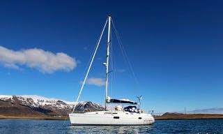 """Sailing Charter 35ft """"Wild Geese"""" Cruising Monohull In Reykjavík, Iceland"""