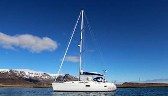 Sailing Charter 35ft
