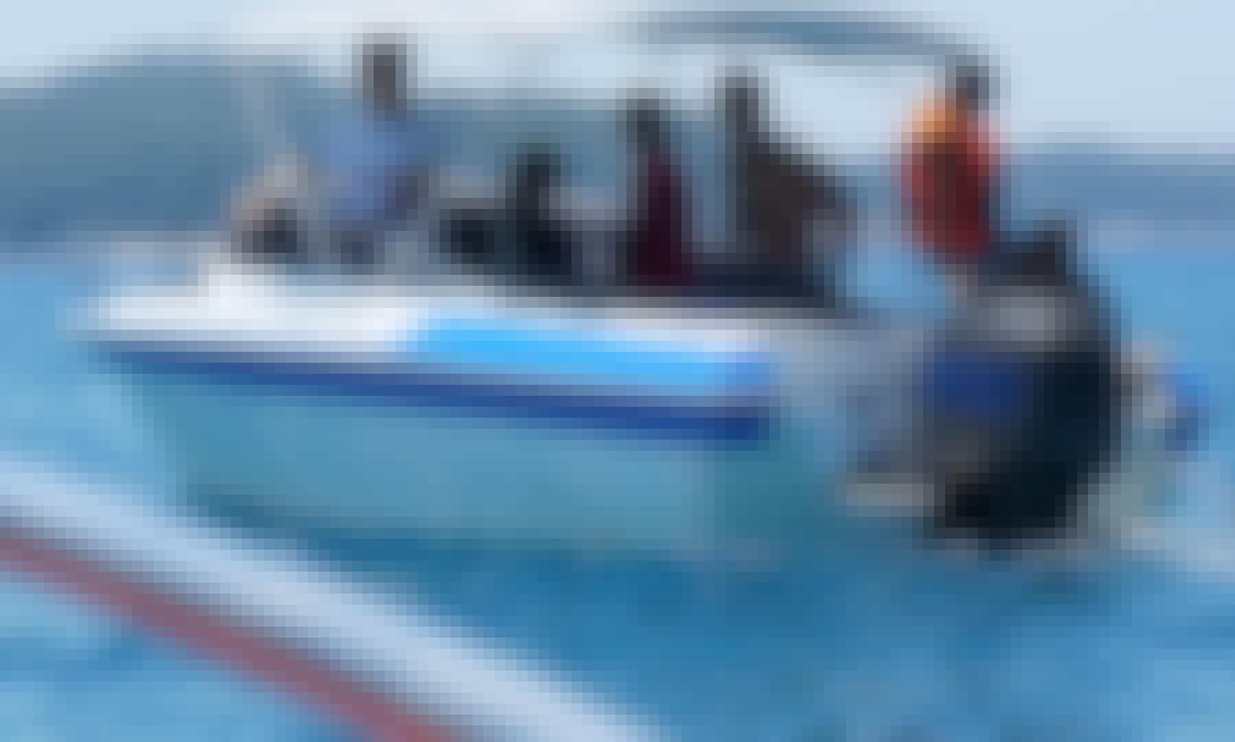 Deck Boat Rental and Cruise in Kota Bharu