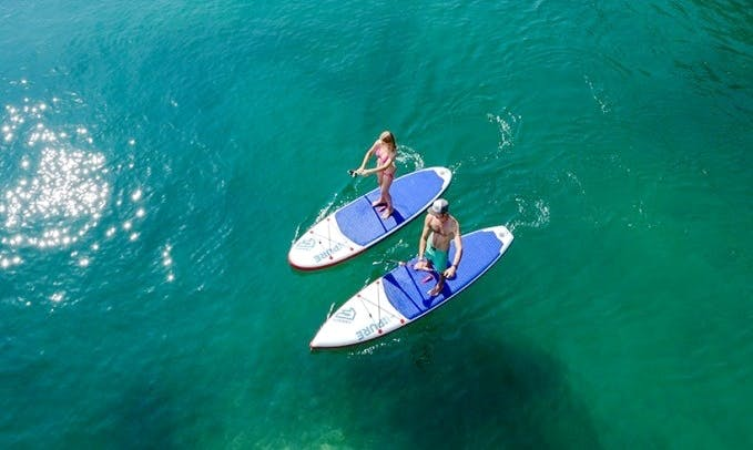 Enjoy Stand Up Paddleboard Rentals in Stäfa, Switzerland