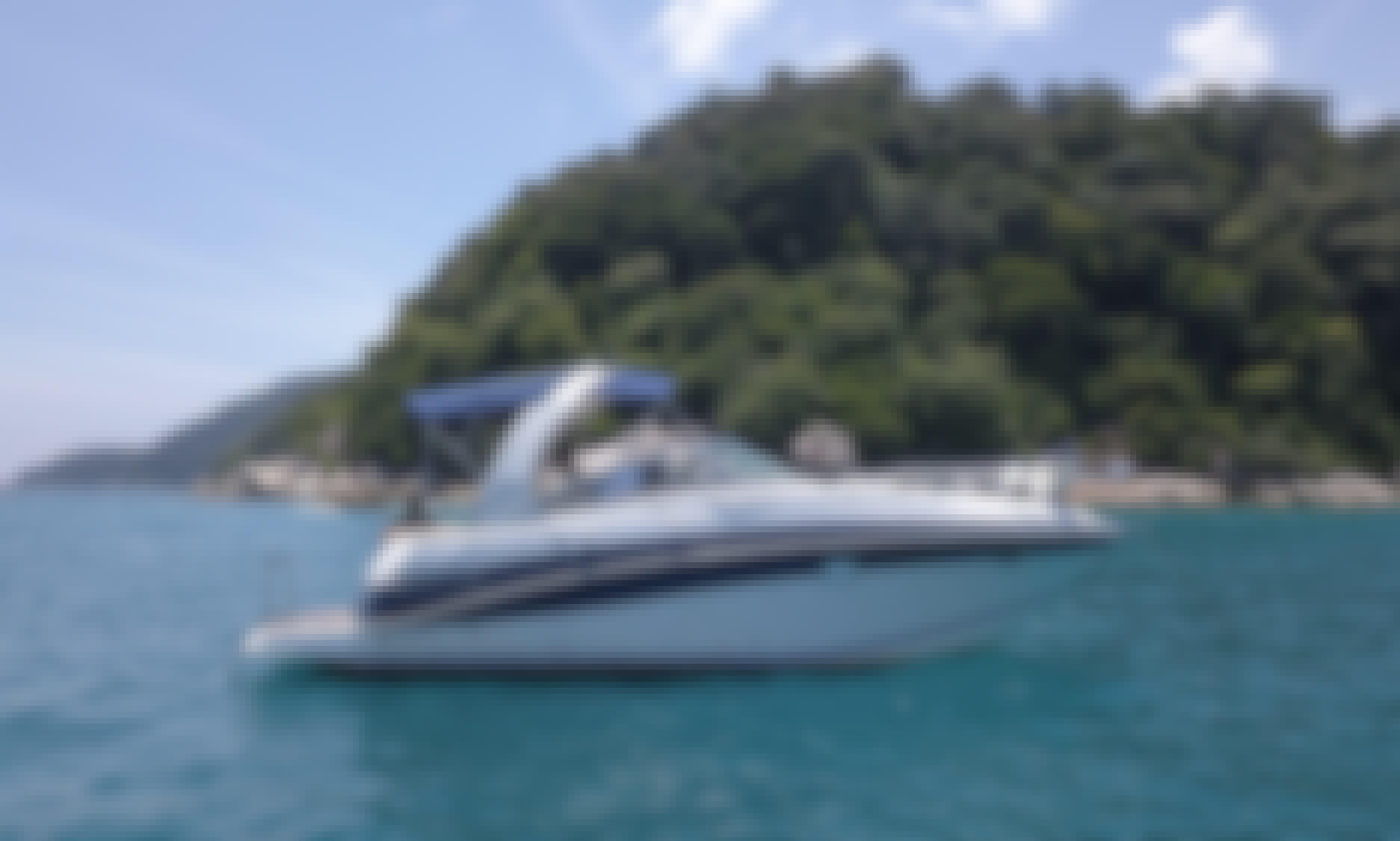 Motor Yacht Charter to Pulau Perhentian