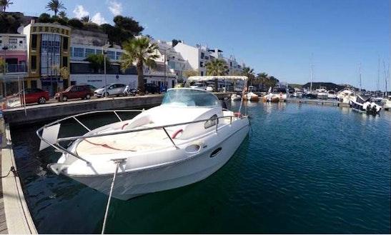 24' Beneteau Flyer 750 Bowrider Rental In Illes Balears, Spain