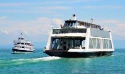 Charter 197' MF Euregia Passenger Boat in Romanshorn, Switzerland