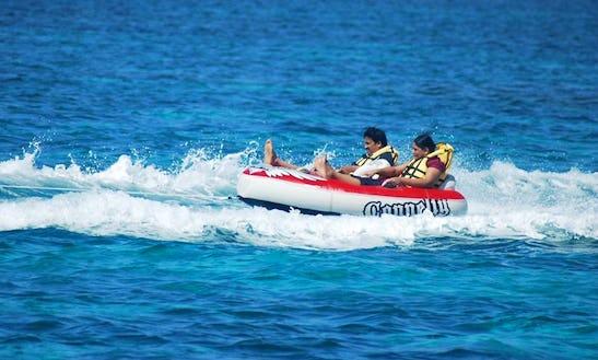 Amazing Tubing Ride In Quatre Cocos, Mauritius