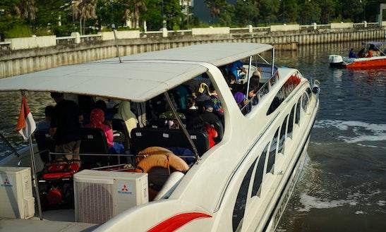Charter Tasyabi Cruise Passenger Boat In Pademangan, Indonesia