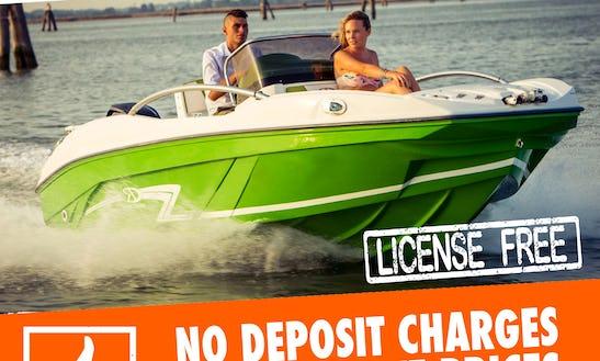 Luxury Personal Watercraft Rancraft Rs 5  Charter On Mallorca