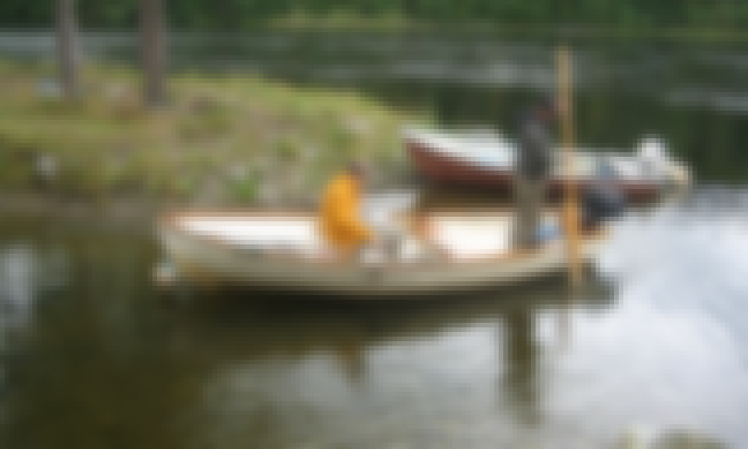 Enjoy Fishing in Jämtlands län, Sweden on Dinghy