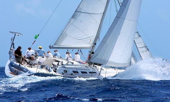 Sail In Caribbean Paradise