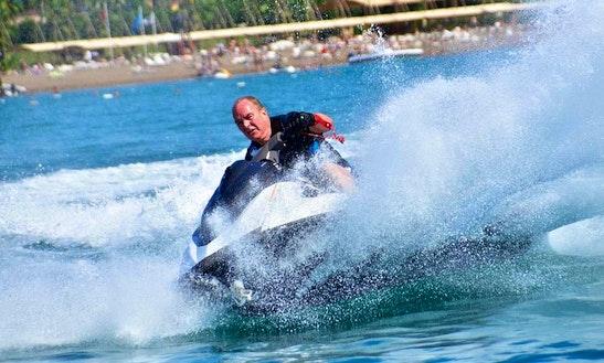 Rent Waverunner Jet Ski In Antalya, Turkey