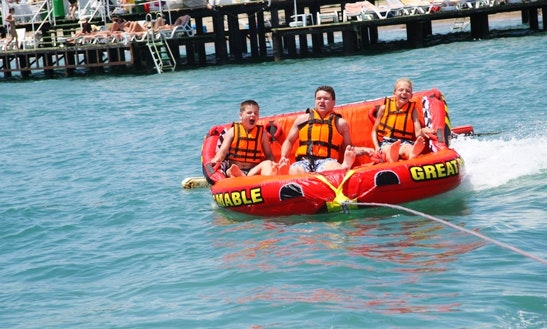 Enjoy Super Mable Rides In Antalya, Turkey For 3 Pax