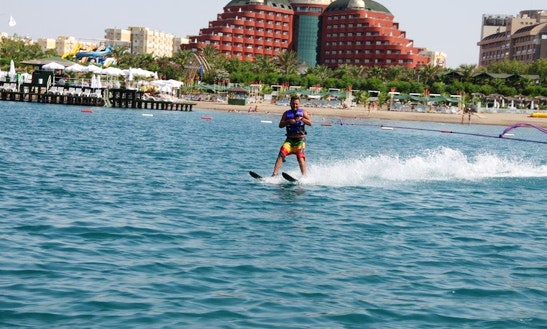 Have Fun In Antalya, Turkey On A Waterskiing Trip