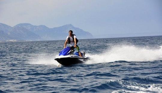 Rent A Kawasaki Jet Ski In Antalya, Turkey
