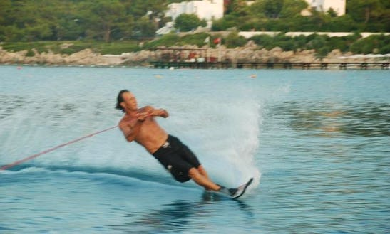 Book A Fun Water Skiing Adventure In Antalya, Turkey