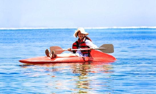 Rent Paddle Canoe In Denpasar Selatan, Bali