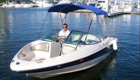Enjoy A Day Of Boating Luxury On A Bowrider In Muğla, Turkey