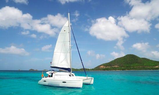 Private Catamaran Sailing Charters Antigua
