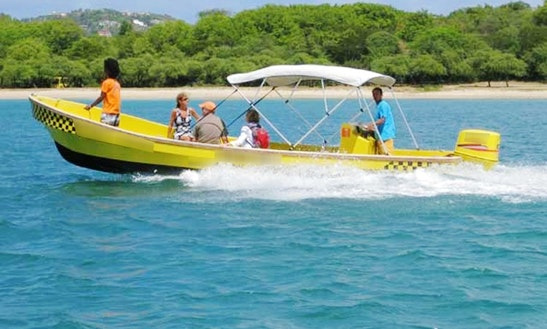 Water Taxi In Saint Lucia