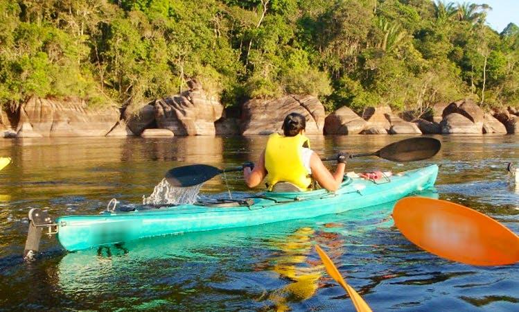 Kayaking Tour on Autana River, Venezuela