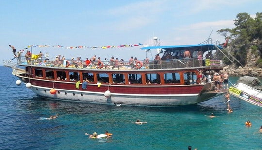Enjoy Sightseeing In Aydın, Turkey On 105' Shepherd Star 1