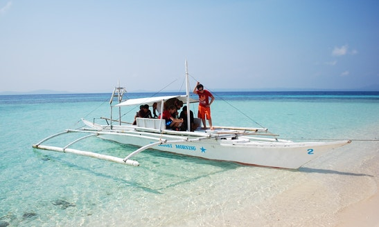 Charter A Traditional Boat In Panglao, Philippines
