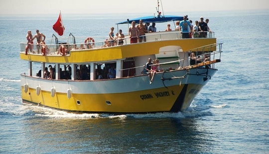 Enjoy Sightseeing In Aydın, Turkey On 79' Shepherd Star 2