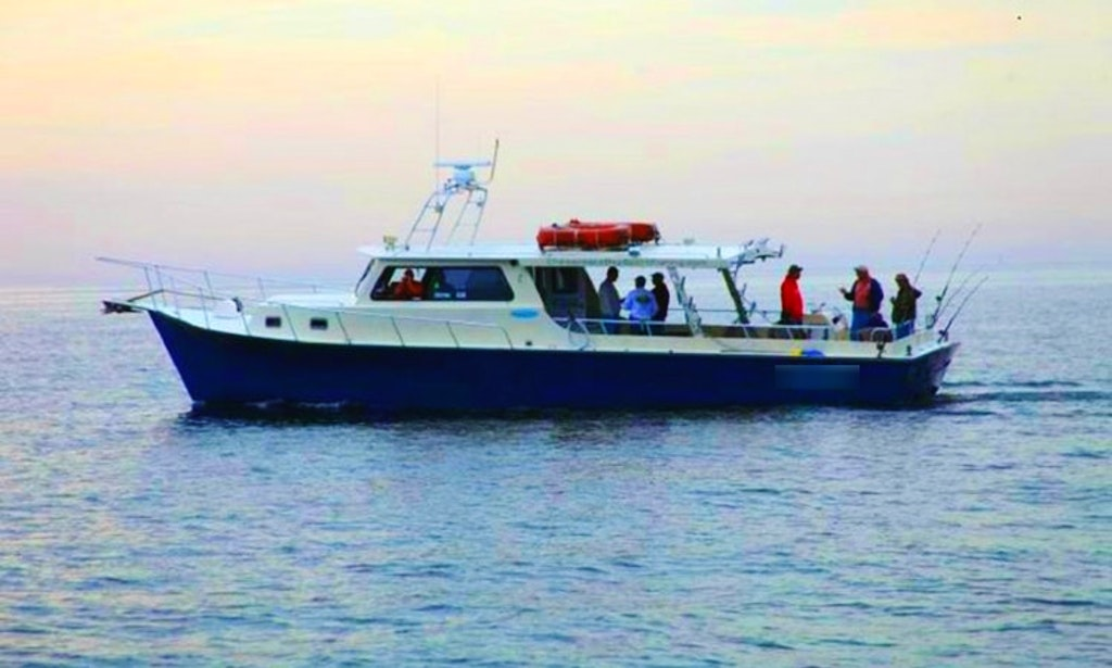 52ft jessie girl fishing charter in virginia beach for Fishing trips in virginia