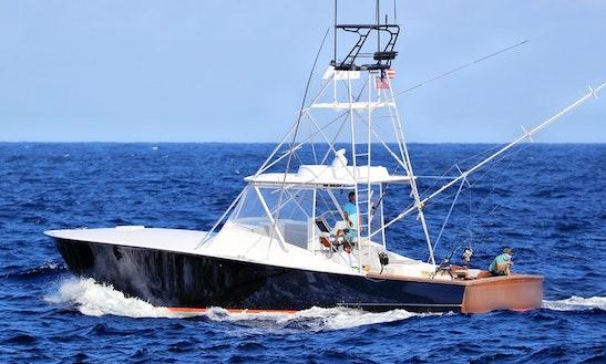 Marlin Fishing In Punta Cana