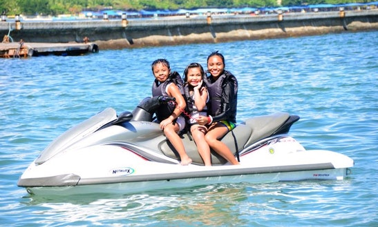 Go Jet Skiing In Davao City, Philippines
