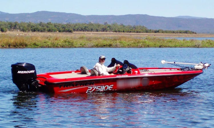 Enjoy Fishing in Proserpine, Queensland with Captain Colin