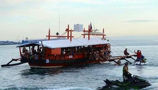 Charter M/b La Isla Bonita Traditional Boat In Davao City, Philippines
