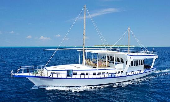 Sailing Charter On 68ft