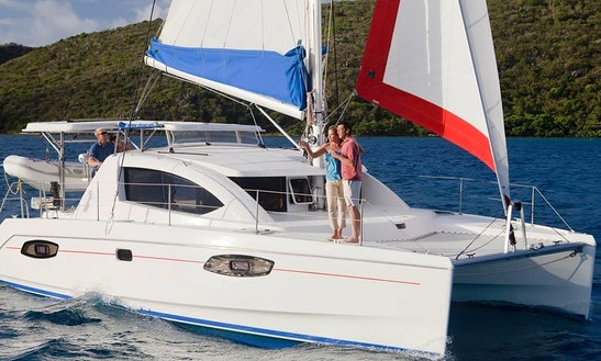 Day Or Overnight Trips On This Cruising Catamaran Charter In Tambon Na Chom Thian, Thailand