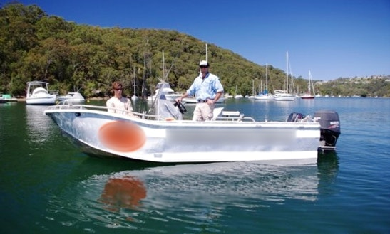 Memorable Fishing Trip For 4 Person In New South Wales With The Best Guides