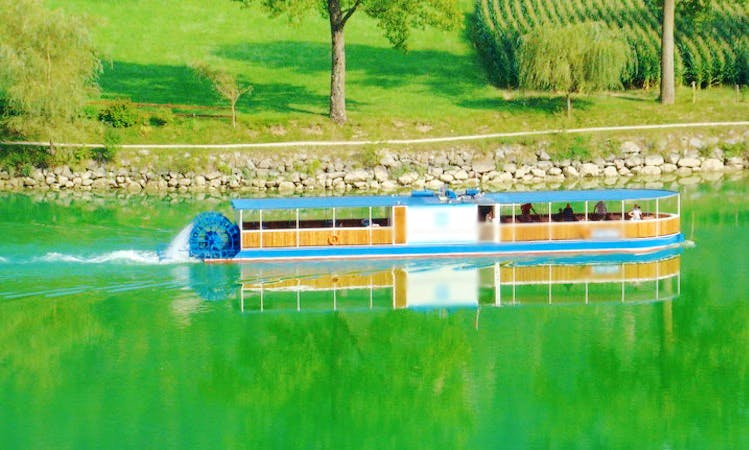 Enjoy River Cruise in Most na Soči, Slovenia