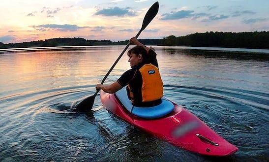 Kayak Rental In Lavigne, Ontario