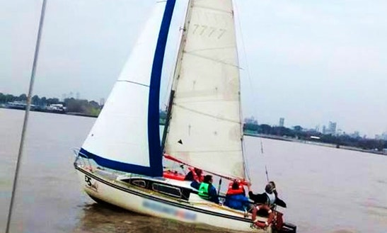 Cruising Monohull Rental In Buenos Aires