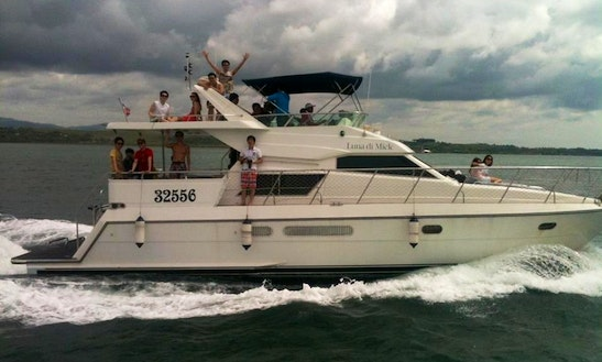Charter A 25 Person Motor Yacht In Lapu-lapu City, Philippines