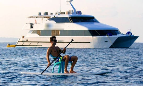 Surf Charter In Mentawi Islands